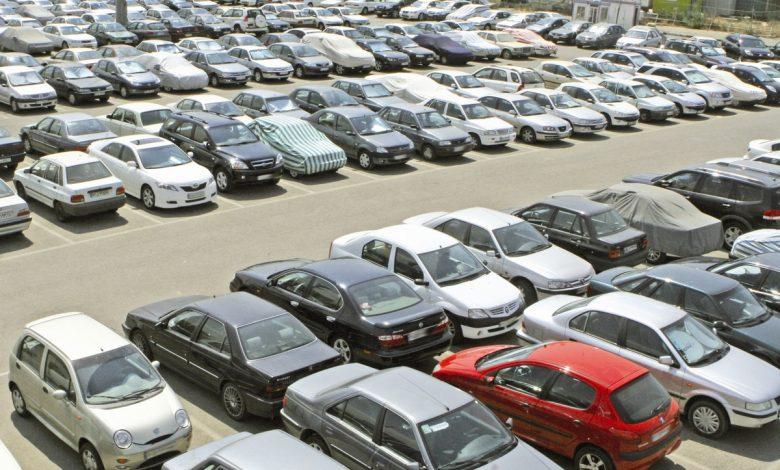 کاهش قیمت خودرو نسبت به هفته گذشته