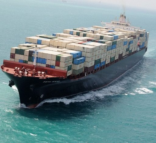 افزایش 4 تا 10 برابر هزینه های حمل کانتینر با کشتی